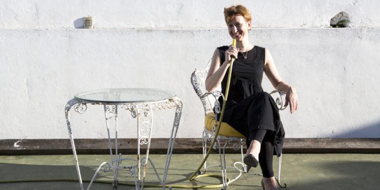 Martina Hug | @ fotografia Gian Paolo Minelli, 2016