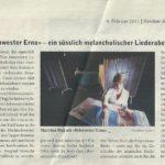Schwester-Erna |Vorschau, Buendner-Anzeiger 2011-02-09
