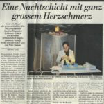 Schwester Erna | Kritik, 2011-02-12
