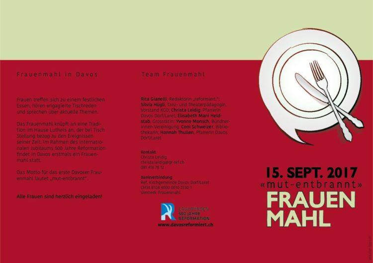 thumbnail of Frauenmahl